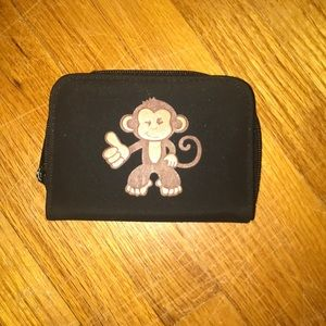 Other - Monkey wallet